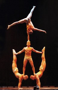 Cirque Du Soleil is one of Las Vegas's most popular attractions