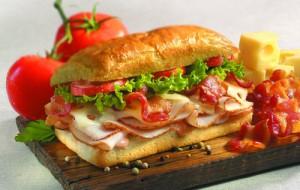 Tasty sub from Earl of Sandwich