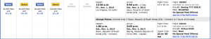 Business class to China from LAX on United