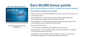 Two more days to apply for the 60,000 UR points offer