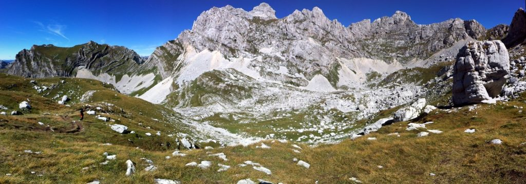 Hiking Durmitor National Park in Montenegro