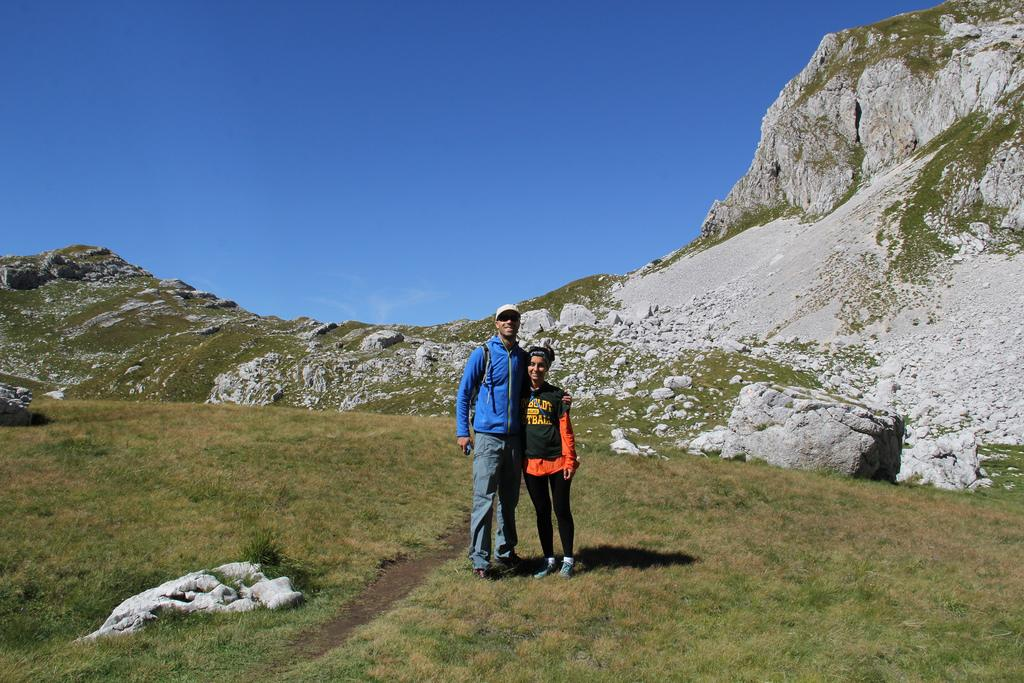 We decided to hike the highest peak in Durmitor Nat Park