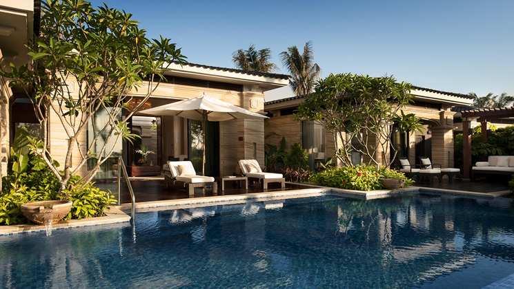 2 Bedroom Pool Garden View Villa