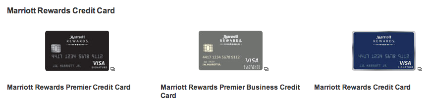 Recent changes to the three marriott credit card offers reheart Image collections