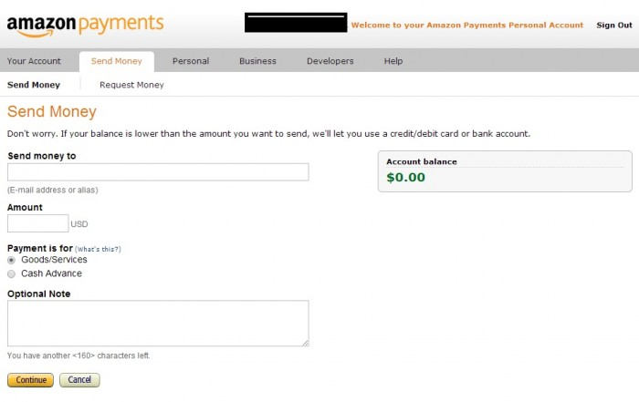 amazon_payments_send_money_screen