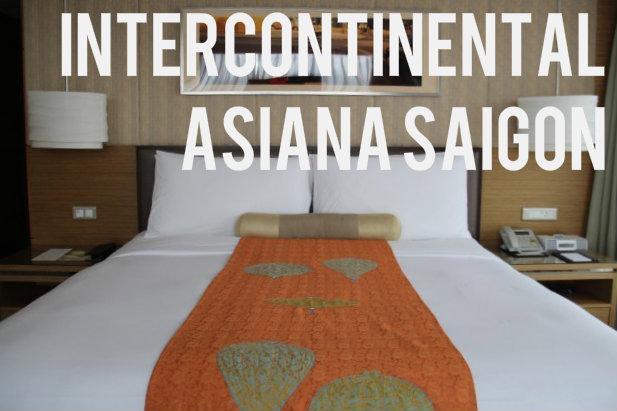intercontinental asiana saigon