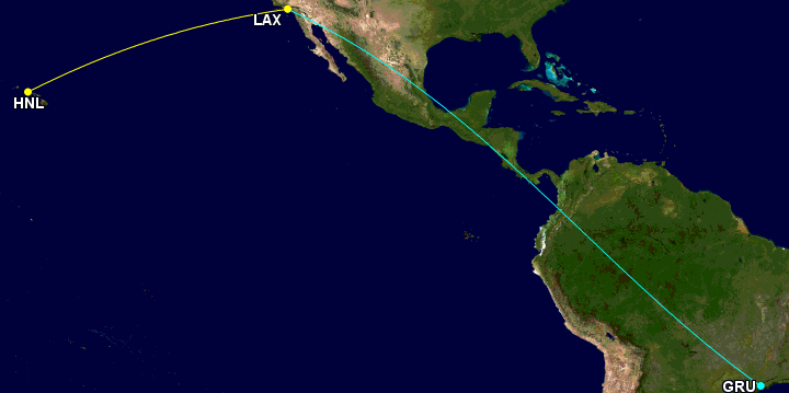 Maximizing US Airways Miles on Central & South America Awards _05