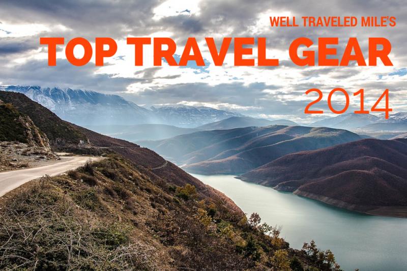 top travel gear 2014