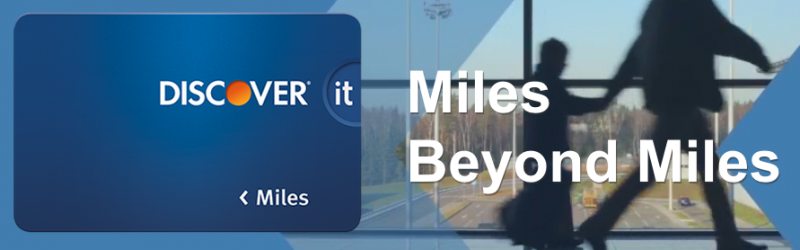 Discover It Miles Credit Card Review Earn 3 Cash Back on Everything the 1st Year-01