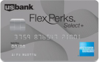 US Bank FlexPerks Select+ American Express Card