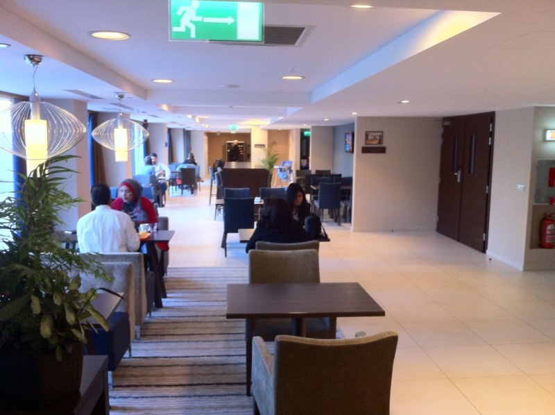 Hotel Review Hampton Hilton Cluj Napoca, Romania-11