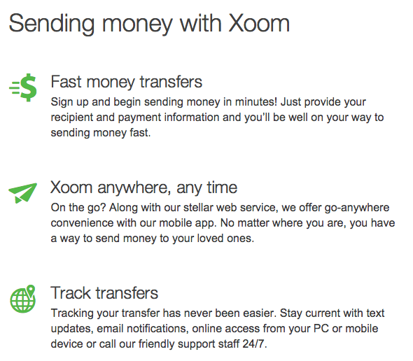 Use Xoom To Get Close Blue Dollar Exchange Rate When Traveling Argentina 03