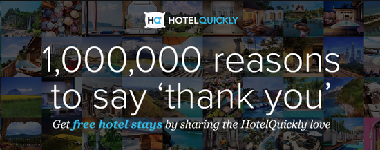 hotel quickly earn 2x free credits