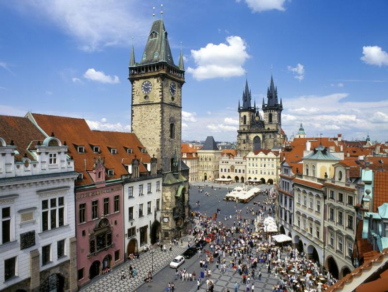 Explore Brno, Czech Republic for only 5,000 points per night! Photo: livetravelenjoy.com