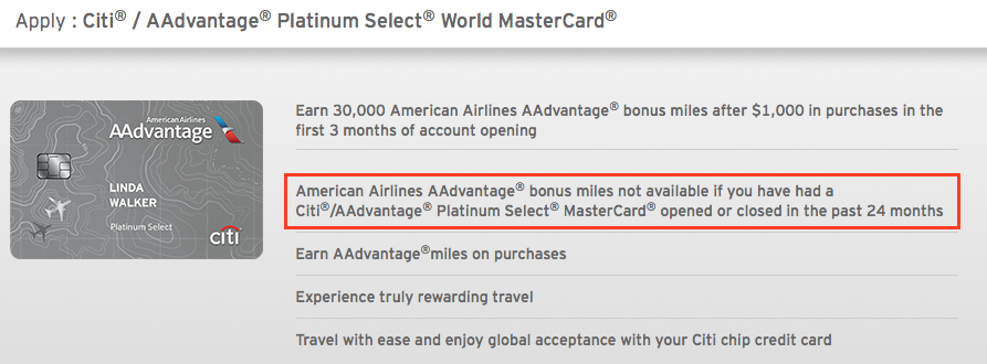 24 Month Rule Now on Personal & Business AAdvantage Cards-01