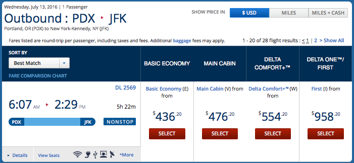 American Express Gold Delta SkyMiles Credit Card Increased 50k and 100 Offer-03