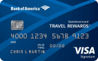 bofa travel rewards