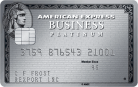 American Express Business Platinum Card