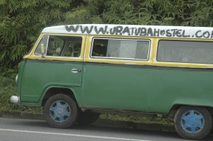 Want a ride to the hostal, man?