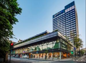 Radisson Blu Plaza Hotel, Oslo</center/