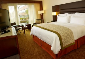 King Room at the JW Marriott Hotel Bogota