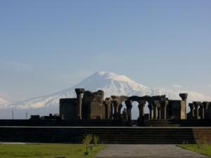 zvartnots___temple_ruins__armenia