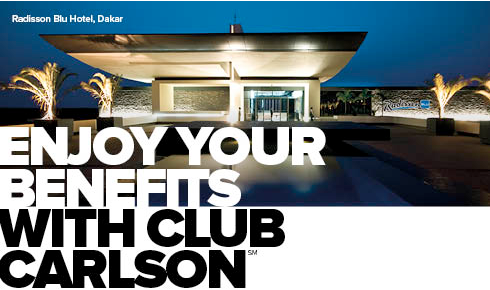 Maximize your Club Carlson points by booking with different accounts