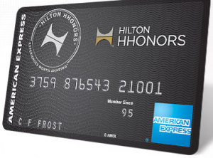 Cardmembers get free Hilton HHonors Gold Status
