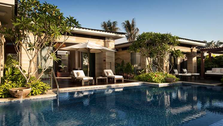 2 Bedroom Pool Garden View Villa