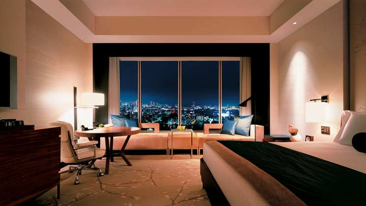 Executive Room with Bay View