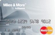 Lufthansa Miles and More World MasterCard
