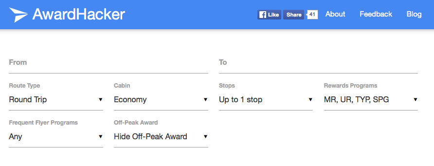 11 Tools to Help You Book Your Next Award Like a Pro-05
