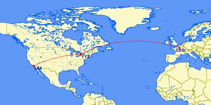 American Airline Stopover