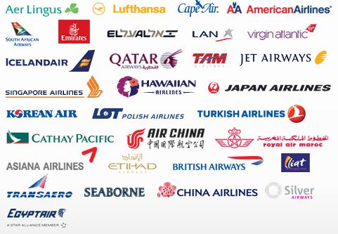 All of JetBlues' partners