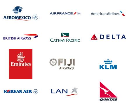 Alaska Airlines Partner Airlines