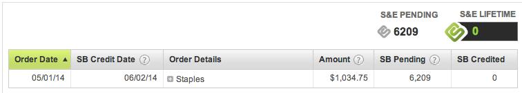6,210 pending Swagbucks