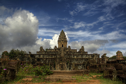 Photo of Angkor Wat: From Flickr by Bruno (BRA)