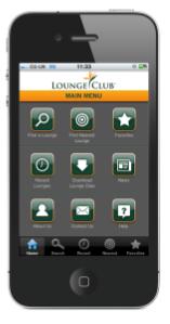 Lounge Club Phone App