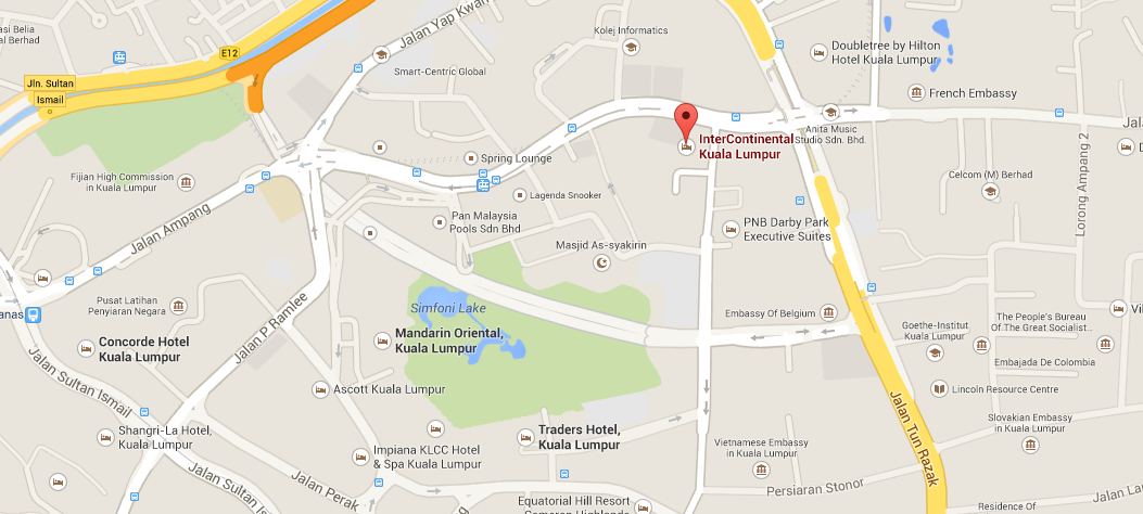 Hotel Review InterContinental Kuala Lumpur Malaysia_01