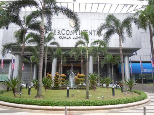 Hotel Review InterContinental Kuala Lumpur Malaysia_42