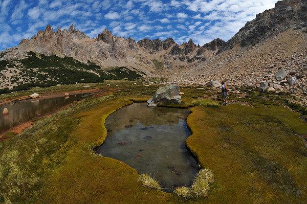 Hitting the trails around Bariloche, Argentina