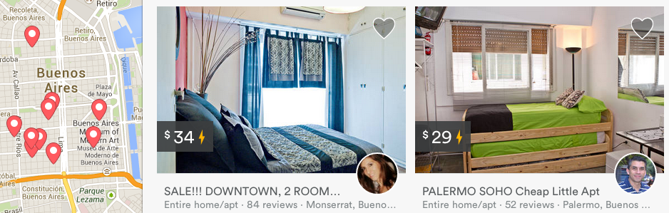 Use Arrival miles for cheap accommodations through AirBnB