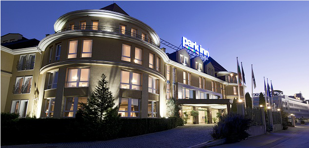 It only costs 9,000 points per night at the Park Inn By Radisson Sofia