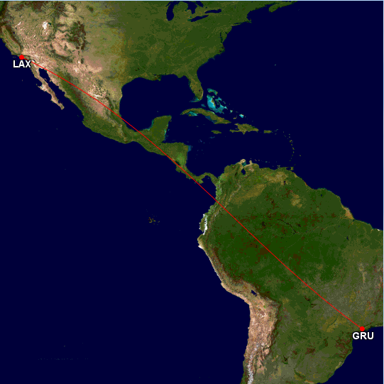 Maximizing US Airways Miles on Central & South America Awards _04