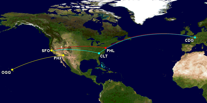 Guide To US Airways Miles: Part 3 - Maximizing US Airways Miles on Europe Awards _03