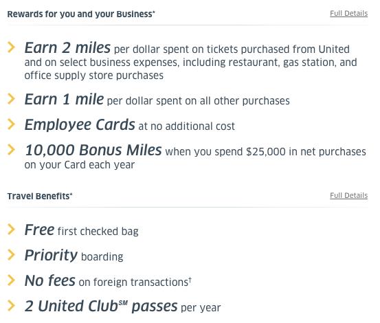 Increased 50,000 Mile Sign-up Bonus on Chase United MileagePlus Explorer Business Card_02