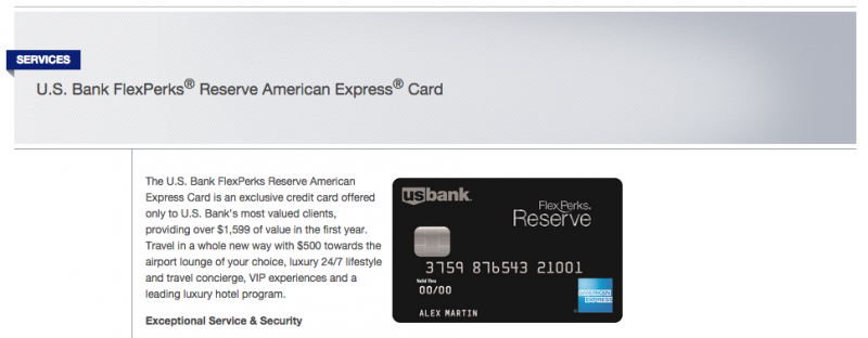 U.S. Bank FlexPerks Reserve American Express Card Review_01