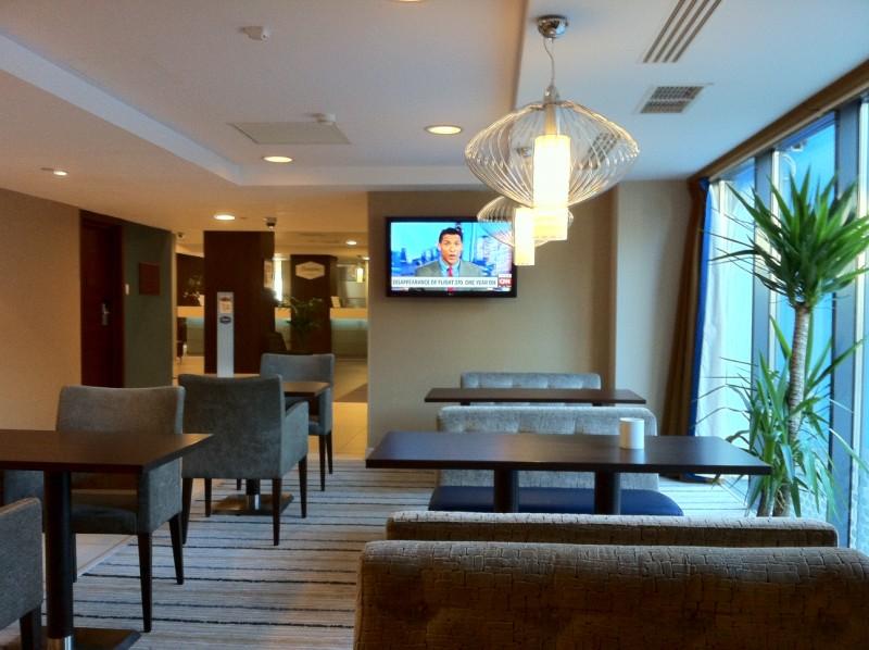 Hotel Review Hampton Hilton Cluj Napoca, Romania-02