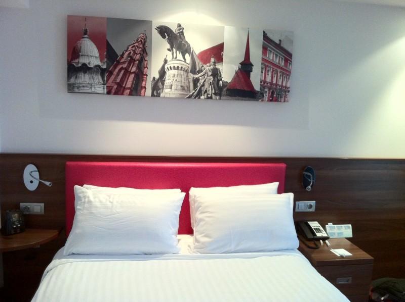 Hotel Review Hampton Hilton Cluj Napoca, Romania-17
