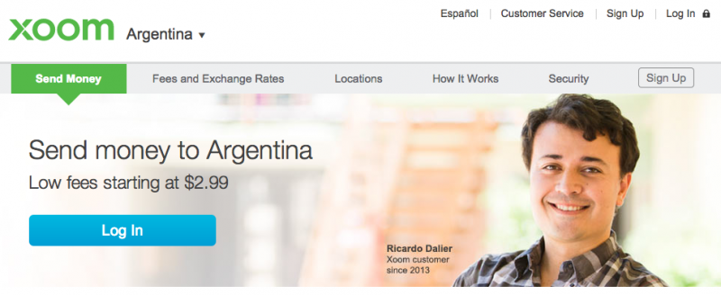 Use Xoom to Get Close to Blue Dollar Exchange Rate When Traveling Argentina_01